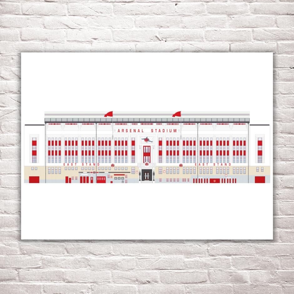 Highbury_Wall